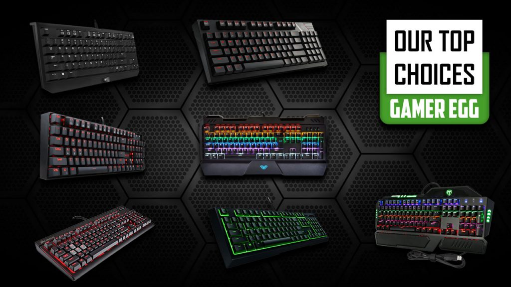 The 10 Best Gaming Keyboards for 2017