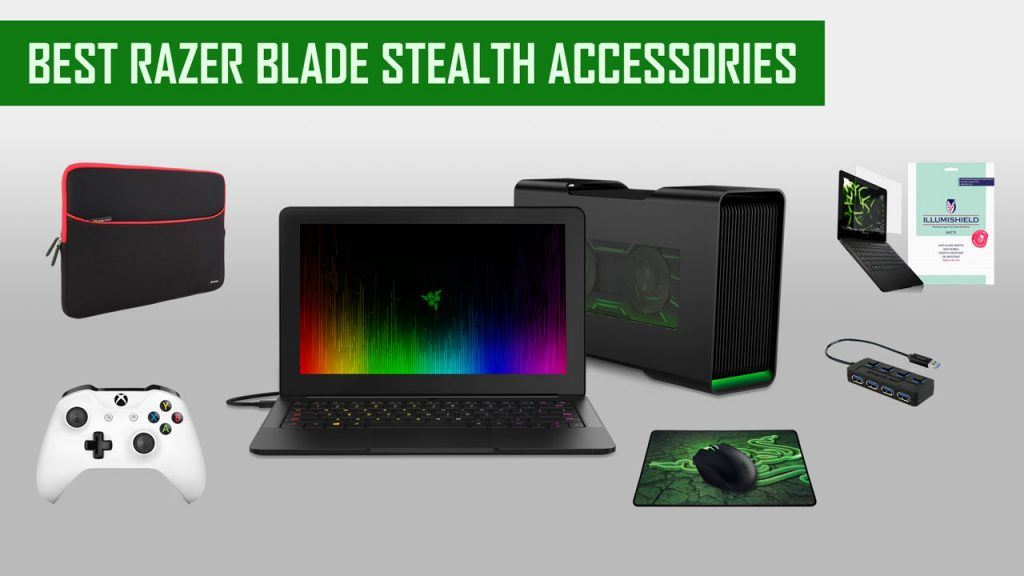 Best Razer Blade Stealth Accessories
