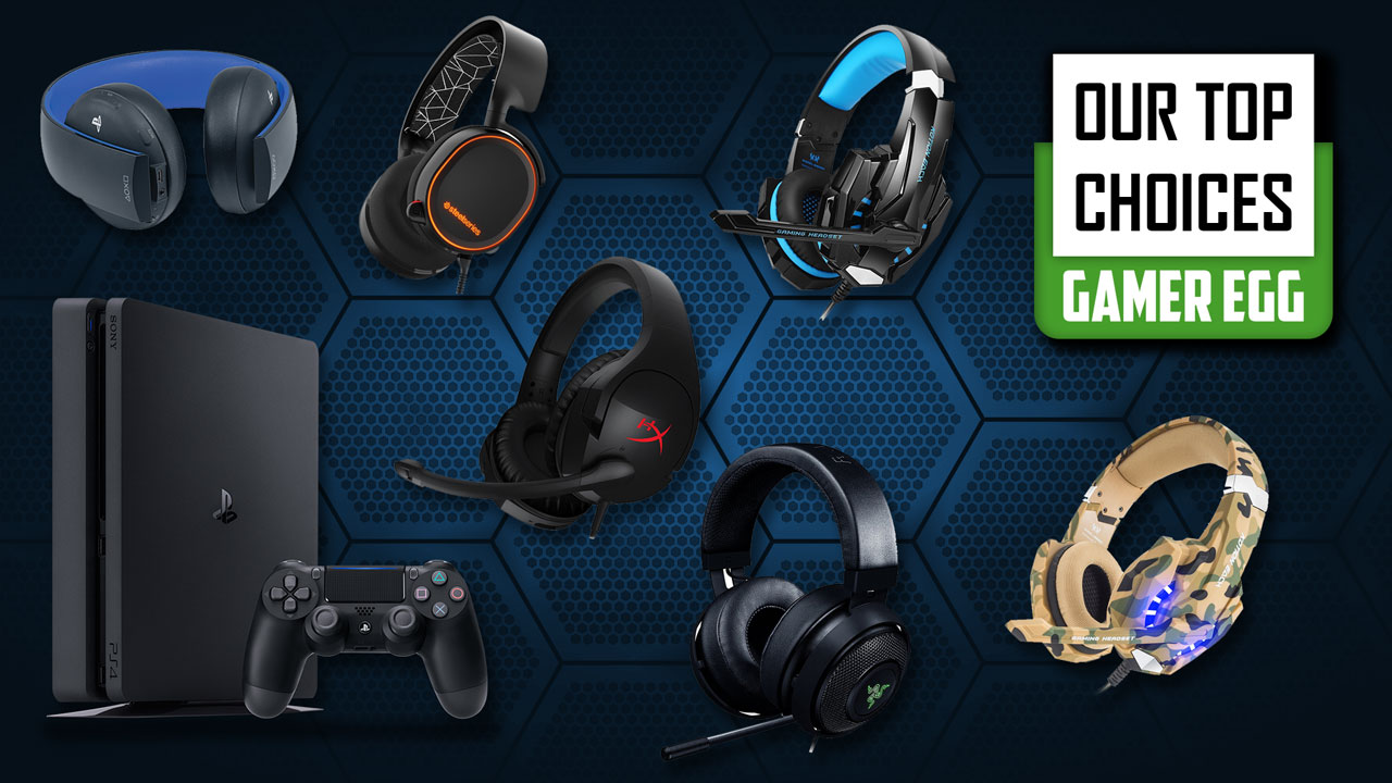 Best Gaming Headsets for PS4