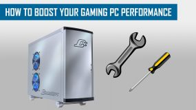 How to boost your gaming PC performance