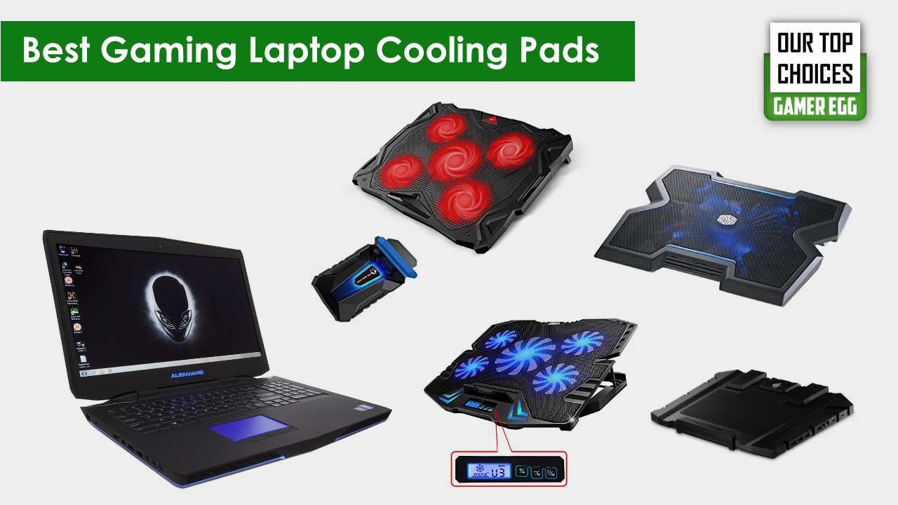 Best Cooling Pads for Gaming Laptop