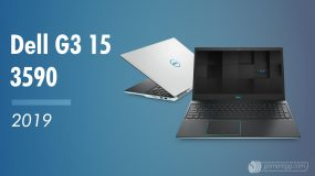 Dell G3 15 3590 (2019): Specs – Detailed Specifications