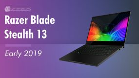 Razer Blade Stealth 13 (Early 2019)