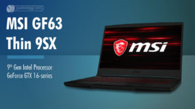 MSI GF63 Thin 9SX (2019): Specs – Detailed Specifications