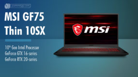 MSI GF75 Thin 10SX (2020): Specs – Detailed Specifications