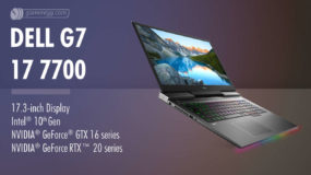 Dell G7 17 7700 (2020): Specs – Detailed Specifications