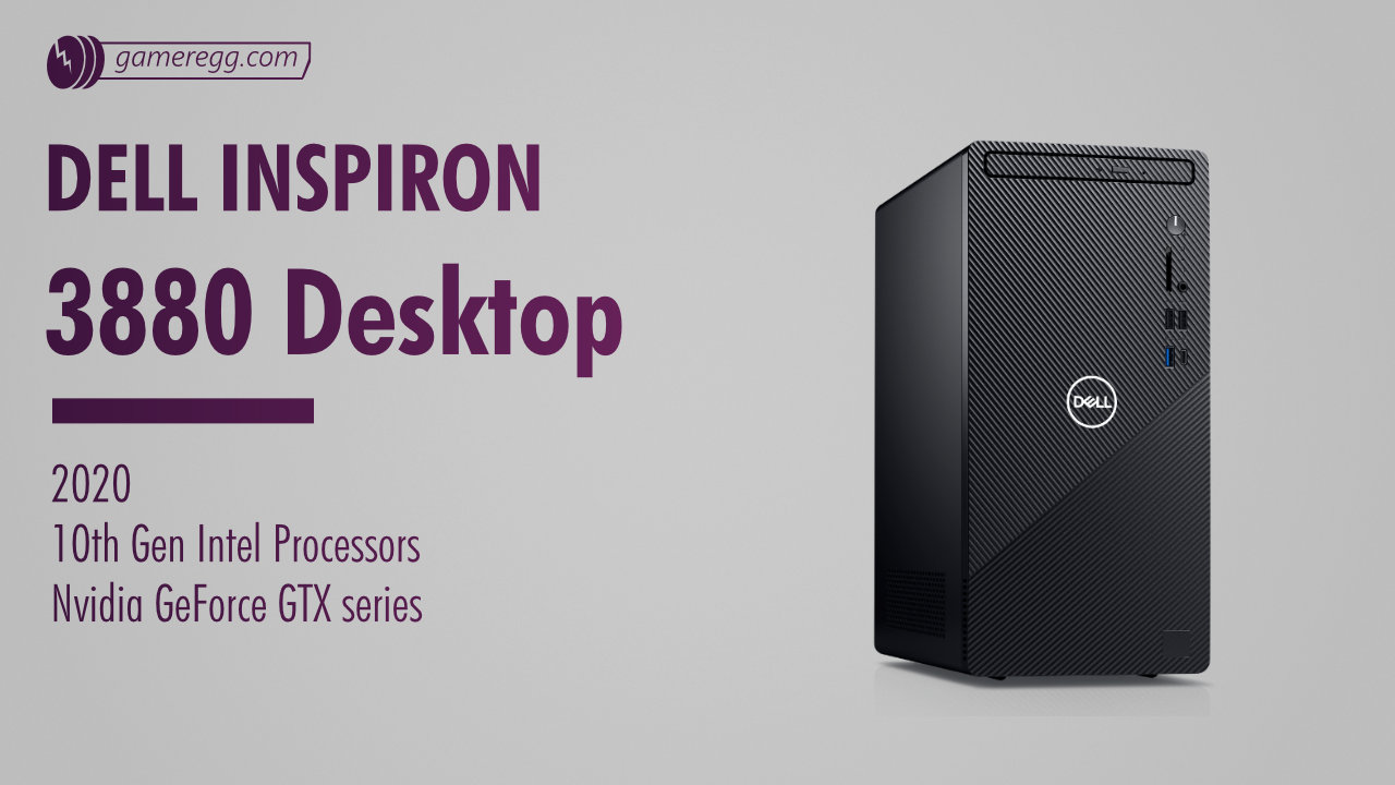 Dell Inspiron 3880 Desktop