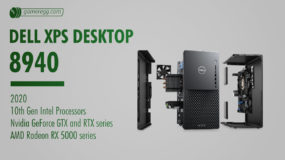 Dell XPS Desktop 8940 (2020): Specs – Detailed Specifications